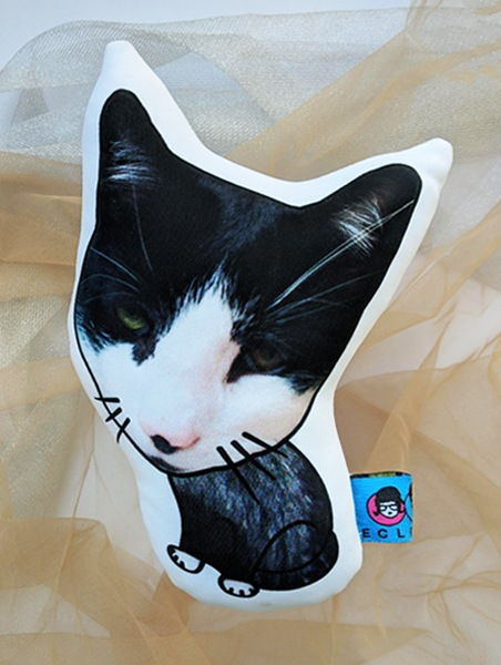 cat face cica baba doll selfie product