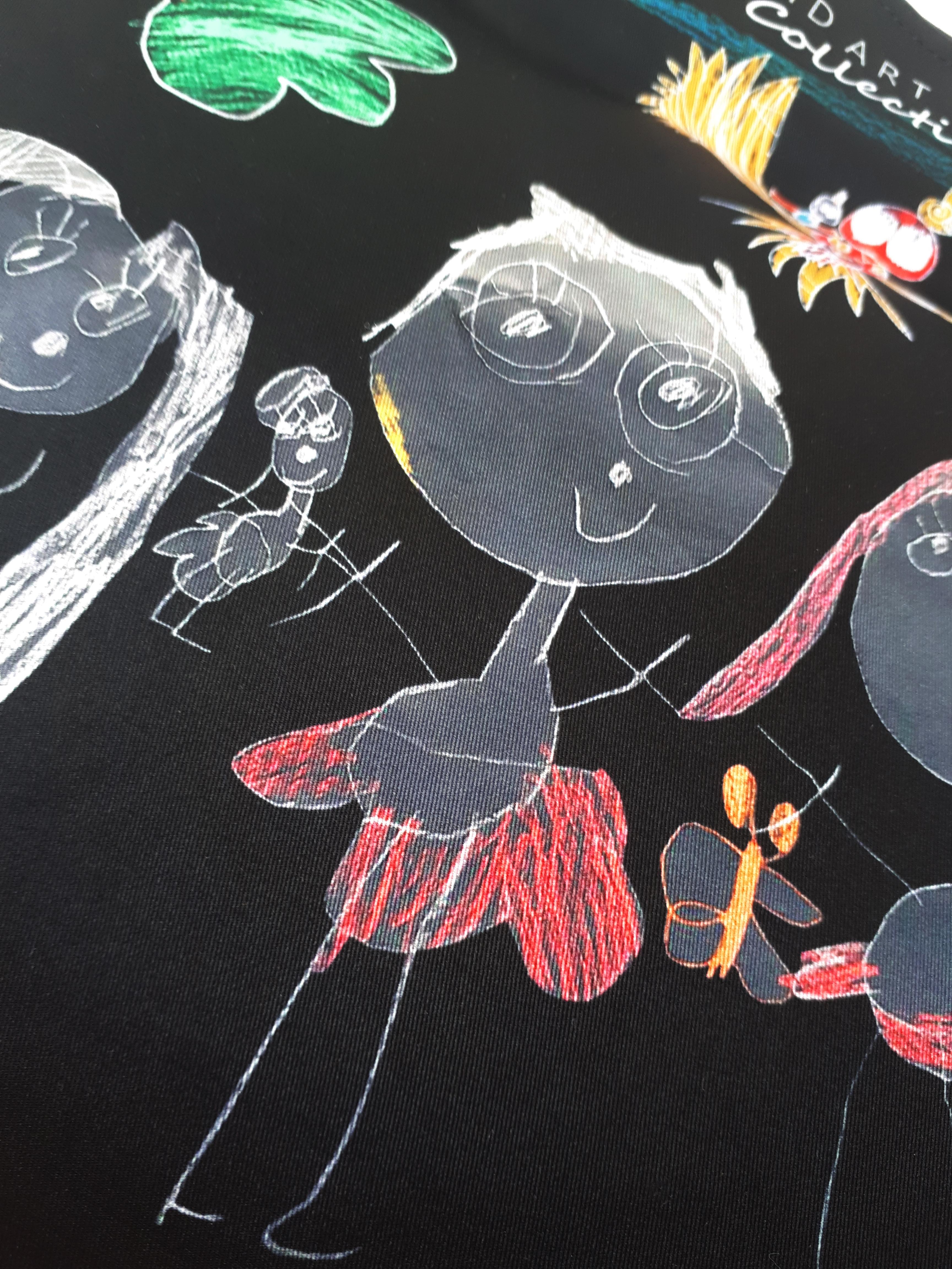 KID ART közepes női táska részlet